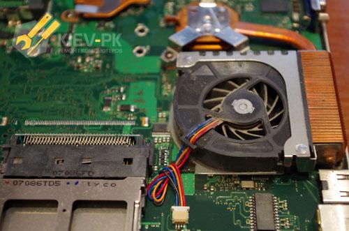 заміна деталей комп'ютера