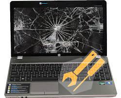 замена матрицы ноутбука на дому Киев