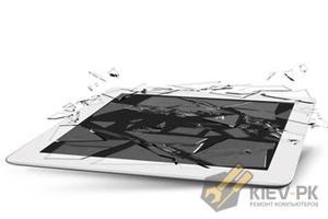 ремонт замена экрана планшета Киев