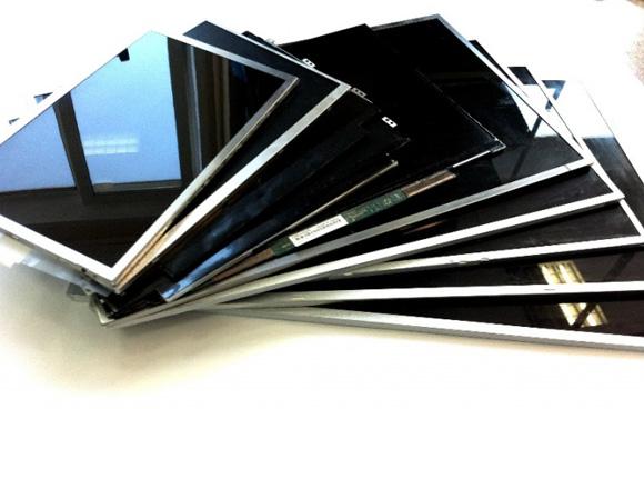 типы матрицы ноутбуков